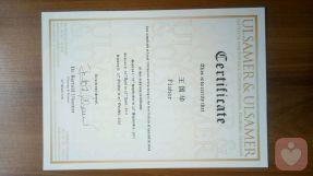 家庭系统排列师证书