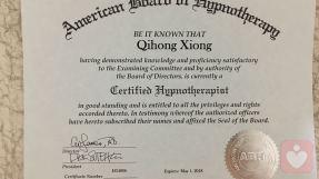 国际认证abh催眠师