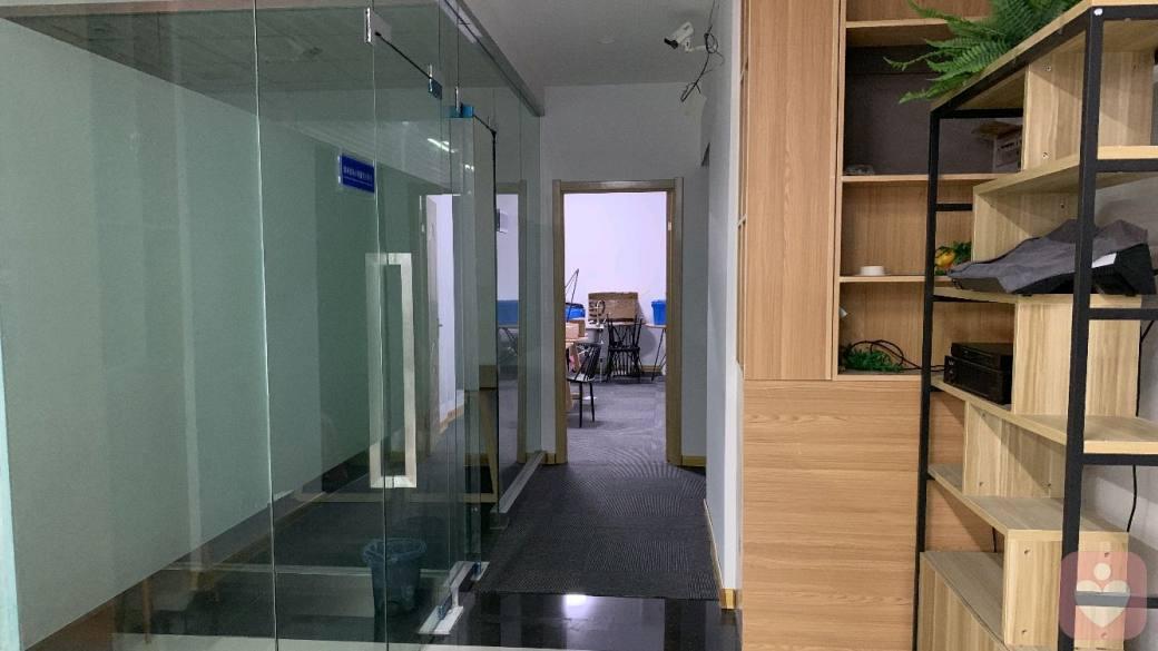 咨询室走廊