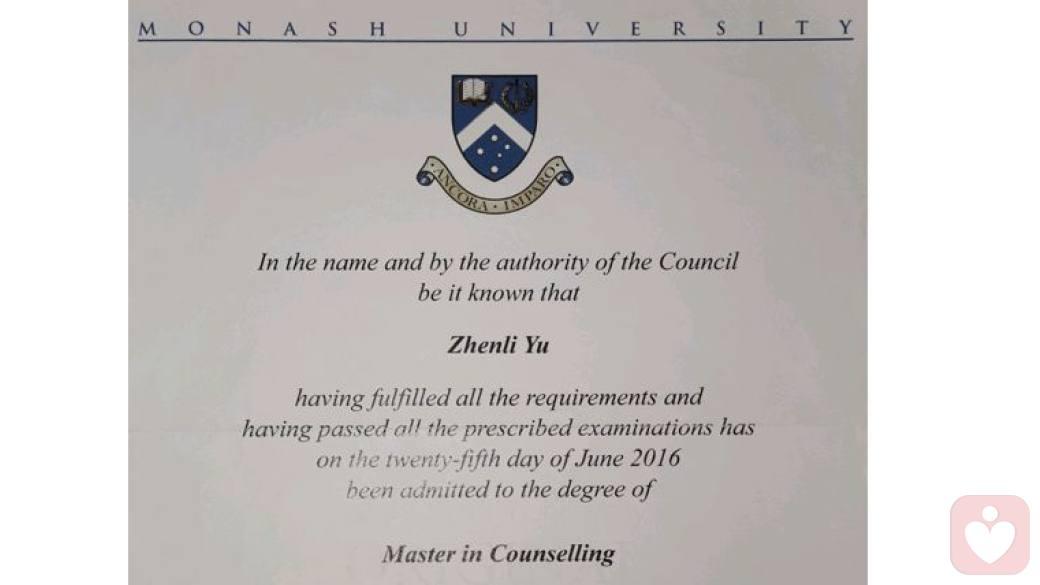 澳洲莫纳什大学学位证书